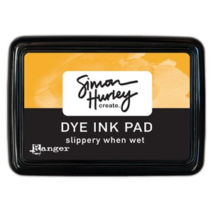 Simon Hurley create. Dye Inks - Slippery When Wet