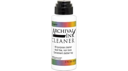 Archival Ink Cleaner 2oz. Dabber