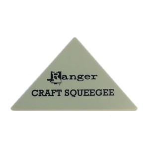 Ranger Craft Squeegee POP Includes 50 Squeegee