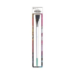Stiff Bristle Paint Brush - 1 Flat