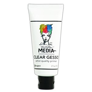 Clear Gesso 2oz. Tube