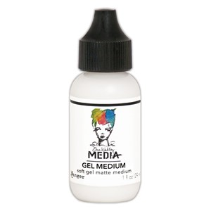 Soft Gel 1 oz. - Dina Wakley MEdia Soft Gel Mediums