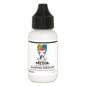 Glazing Medium 1 oz. - Dina Wakley MEdia Glazing Mediums