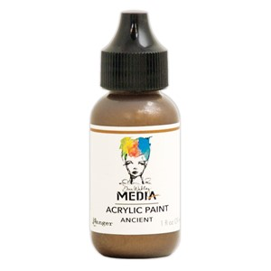 Heavy Body Acrylic Paint Ancient, 1 oz. Bottle