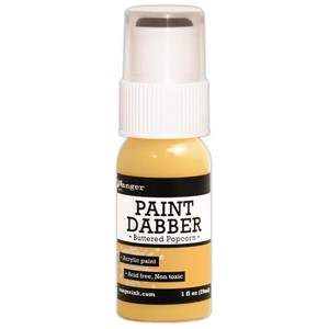 Acrylic Paint Dabber - Buttered Popcorn