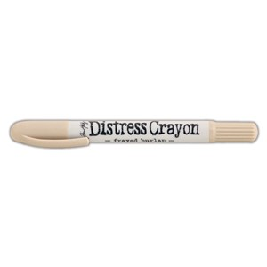 Distress Crayon -  Frayed Burlap