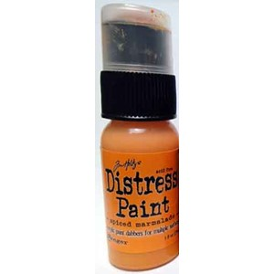 Distress Paint, Spiced Marmalade 1 oz.