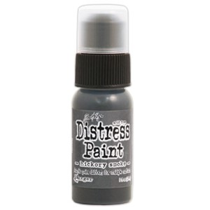 Distress Paint - June - Hickory Smoke