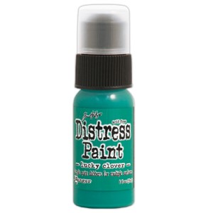 Distress Paint - November - Lucky Clover