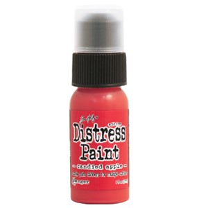 Distress Paint - December - Candied Apple