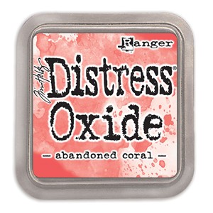 Distress Oxides - Abandoned Coral