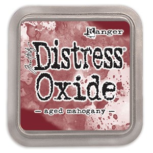 Distress Oxides - Aged Mahogany