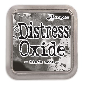 Distress Oxides - Black Soot