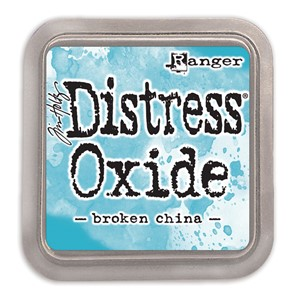 Distress Oxides - Broken China