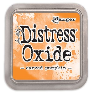 Distress Oxides - Carved Pumpkin
