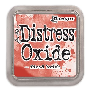 Distress Oxides - Fired Brick