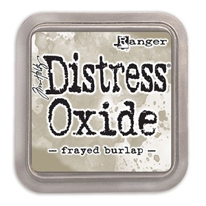 Distress Oxides - Frayed Burlap