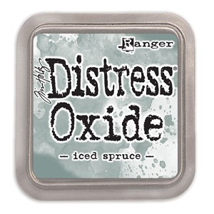 Distress Oxides - Iced Spruce