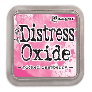 Distress Oxides - Picked Raspberry