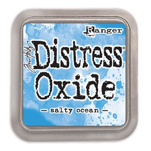 Distress Oxides - Salty Ocean