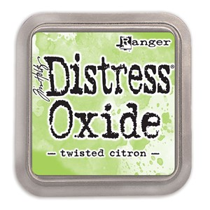Distress Oxides - Twisted Citron