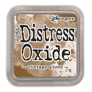 Distress Oxides - Vintage Photo