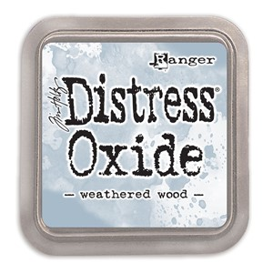Distress Oxides - Weathered Wood
