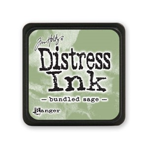 Distress Mini Ink Pad - Bundled Sage