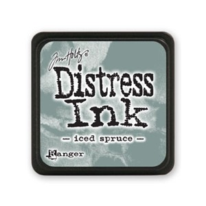 Distress Mini Ink Pad - Iced Spruce