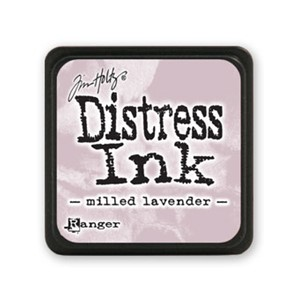 Distress Mini Ink Pad - Milled Lavender