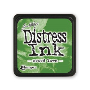 Distress Mini Ink Pad - Mowed Lawn