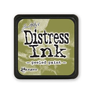 Distress Mini Ink Pad - Peeled Paint