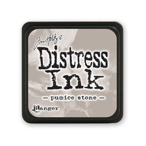 Distress Mini Ink Pad - Pumice Stone
