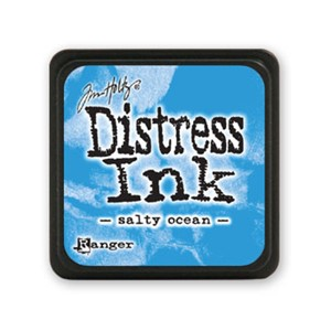 Distress Mini Ink Pad - Salty Ocean