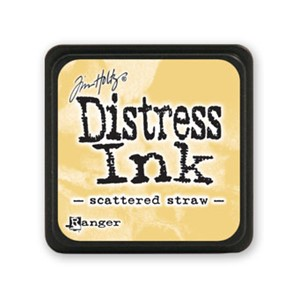 Distress Mini Ink Pad - Scattered Straw