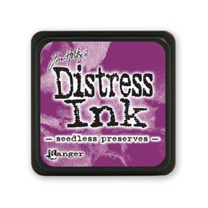 Distress Mini Ink Pad - Seedless Preserves