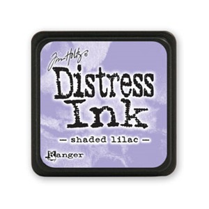 Distress Mini Ink Pad - Shaded Lilac