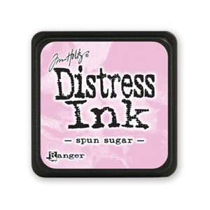 Distress Mini Ink Pad - Spun Sugar