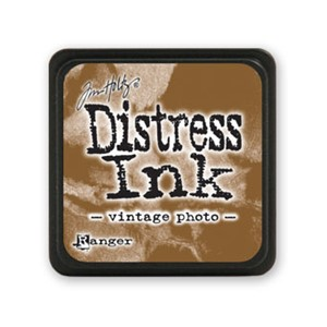Distress Mini Ink Pad - Vintage Photo