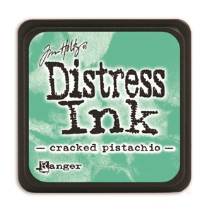 Distress Mini Ink Pad - Cracked Pistachio