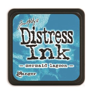 Distress Mini Ink Pad -Mermaid Lagoon