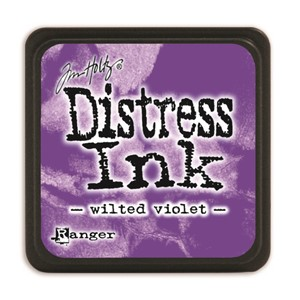 Distress Mini Ink Pad -Wilted Violet