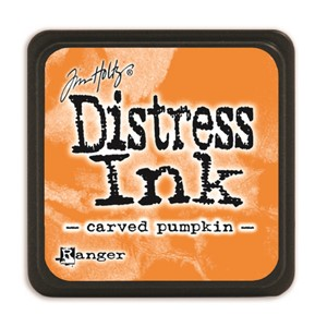 Distress Mini Ink Pad -Carved Pumpkin