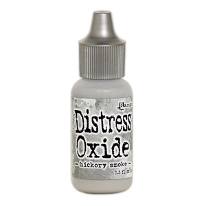 Distress Oxides Reinkers - Hickory Smoke