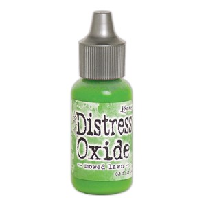 Distress Oxides Reinkers - Mowed Lawn