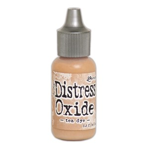 Distress Oxides Reinkers - Tea Dye .5 oz.