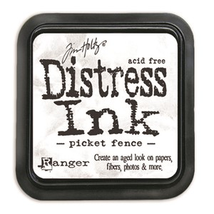 Distress Picket Fence Ink Pad
