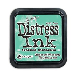 Distress Ink Pad - January - Cracked Pistachio