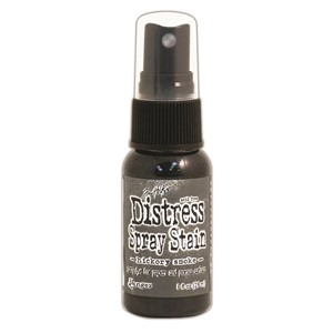 Distress Spray Stain 1oz. - Hickory Smoke