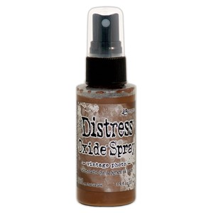 Tim Holtz Distress Oxide Sprays - Vintage Photo
